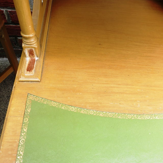 Vintage 1939 Imperial Mahogany End Tables - Pair - Image 7 of 9