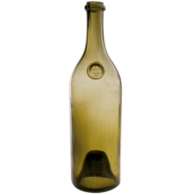 French Pernod Absinthe Bottle - Image 1 of 3