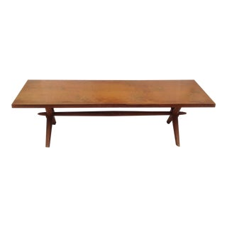 Robsjohn-Gibbings Mid-Century Coffee Table