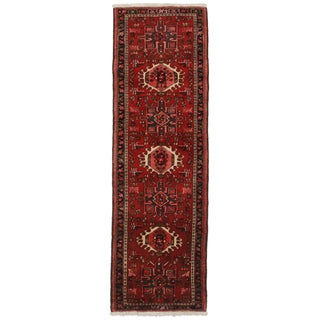 RugsinDallas Hard to Find Vintage Persian Karajeh Runner