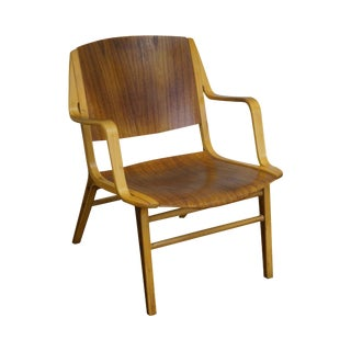 Peter Hvidt & Orla Molgaard for Fritz Hansen Axe Lounge Chair