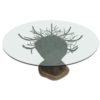 Brutalist Tree Center Table