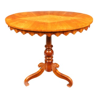 1840s Swedish Sheraton Candle Stand