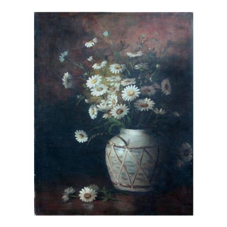 Daisies in a Jug Painting
