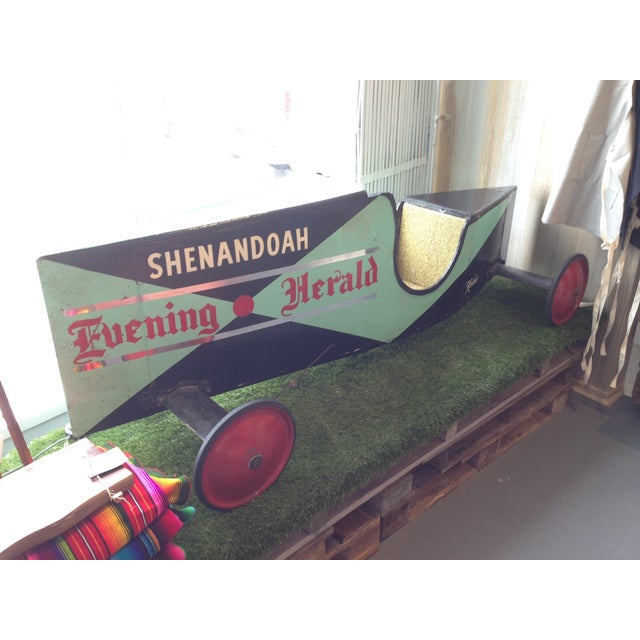 1958 Soap Box Derby Race Car