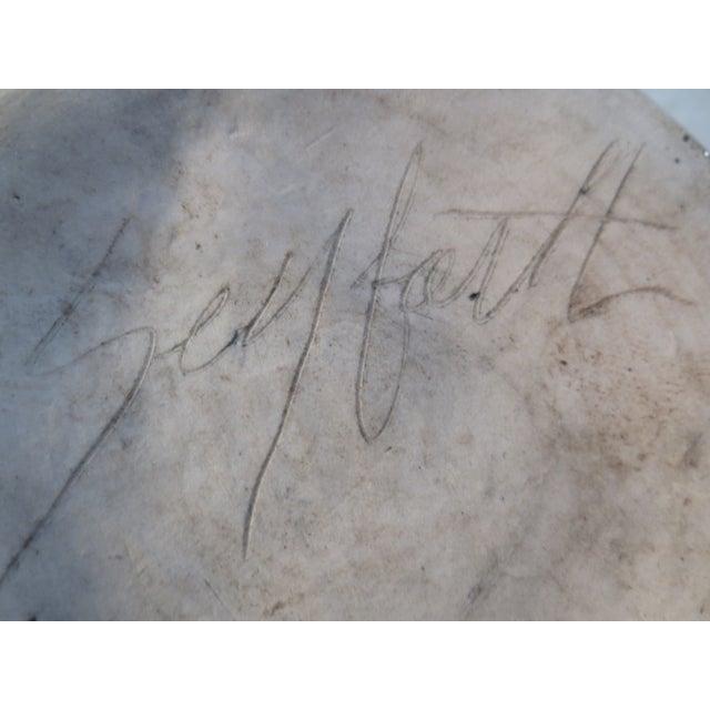 Mary Seyfarth Sgrafitto Bottle - Image 6 of 6