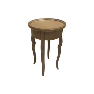 Baker Milling Road Louis XIV Chairside Table