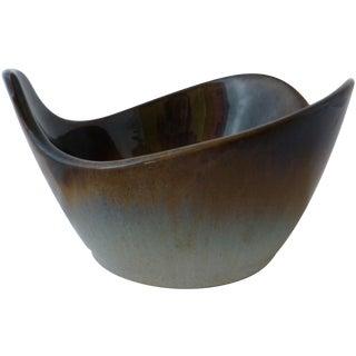 Peter Pots Studio Pottery Bowl