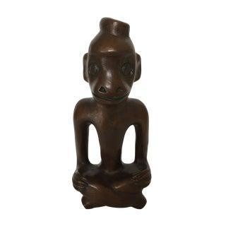 Bronze Sculpture of Monkey