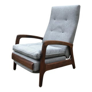 Adrian Pearsall Reclining Lounge Chair
