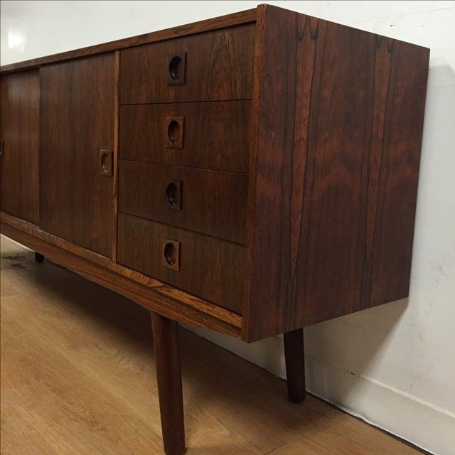 Image of Danish Modern Rosewood Credenza