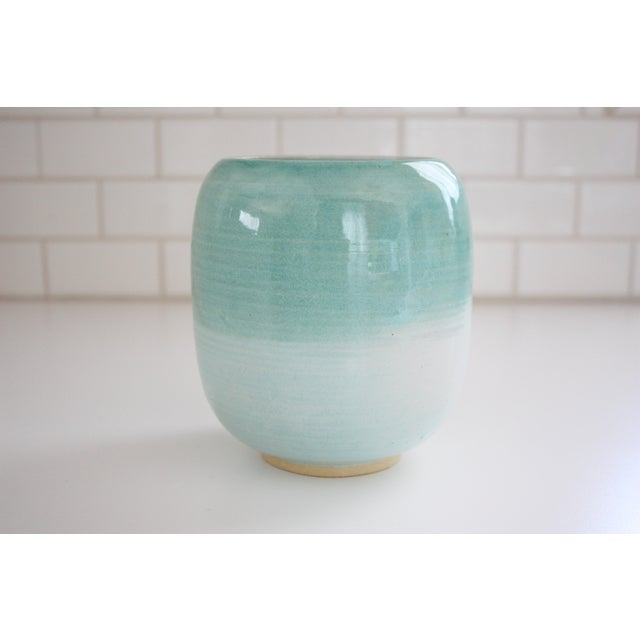 Handmade Ceramic Vase - Image 2 of 7