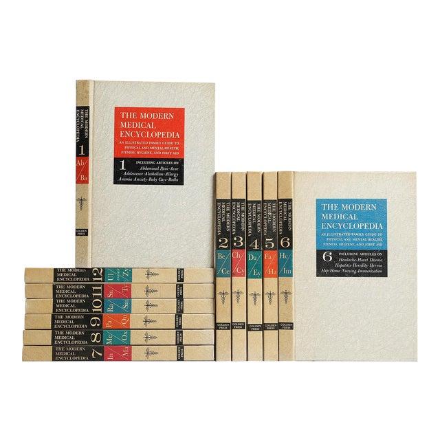1960's Modern Medical Encyclopedia Set, S/12 - Image 1 of 3