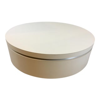 White Laminate Coffee Table
