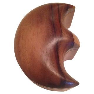 Mahogany Wood Box by Isaias Mendoza