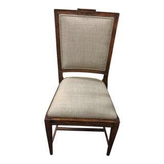 Gustavian Upholstered Side Chair