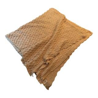 "Lambswool Throw Blanket - 64"" x 70"""