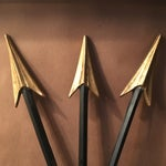 Image of Neoclassical Arrow Sconces - A Pair