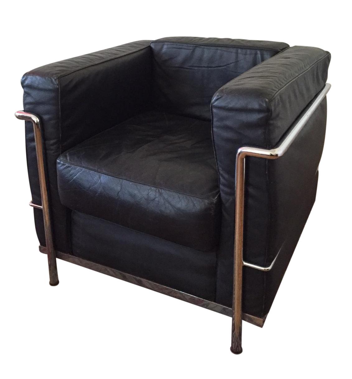 Le Corbusier LC2 Petit Confort Chair