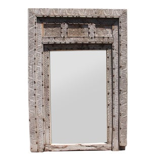 Mogul Carved Doorway Mirror