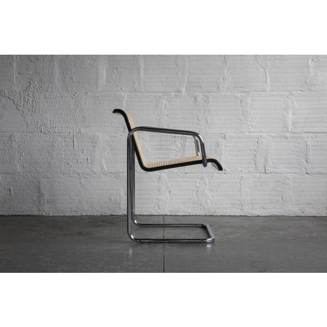 Marcel Breuer Style Armchair - Image 6 of 10