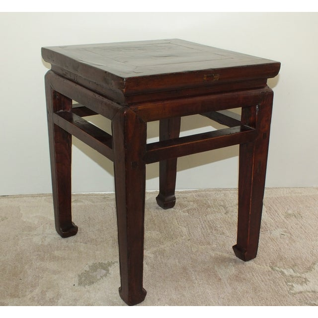 Chinese Ming Style Zitan Wood Table - Image 2 of 11
