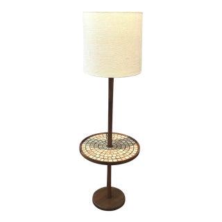 Martz Marshall Studios Floor Lamp Table