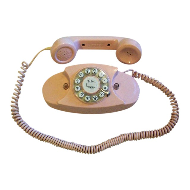 Crosley Reproduction Pink Princess Phone - Image 1 of 3