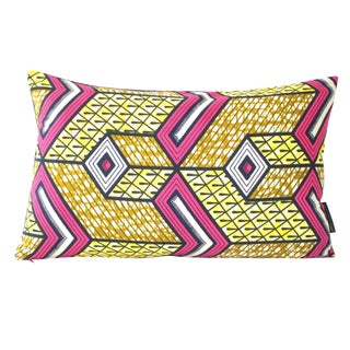 Lubumbashi Rectangular Pillow