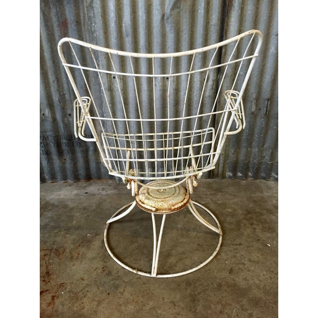 Vintage Homecrest Swivel Chairs - A Pair - Image 11 of 11