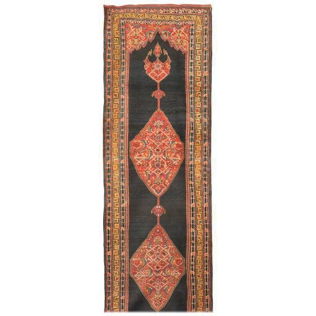 Antique 19th Century Persian Souj Boulak Runner - Image 2 of 2