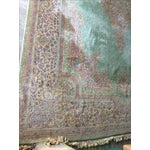 Image of Traditional Iranian Handmade Wool Rug - 14′ × 10′