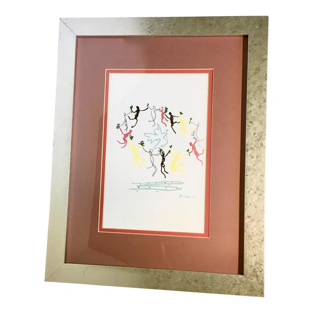 Picasso's 'Dance of Youth' Print - Image 1 of 3