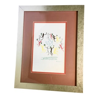 Picasso's 'Dance of Youth' Print