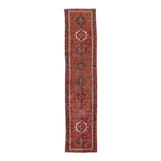 "Apadana - Vintage Persian Rug, 3'3"" x 14'7"""