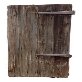 Antique Salvaged Farm House Barn Door