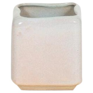Glidden Ceramic Planter in Ombre Pink and Blue