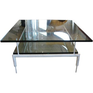 French Modernist Cocktail Table