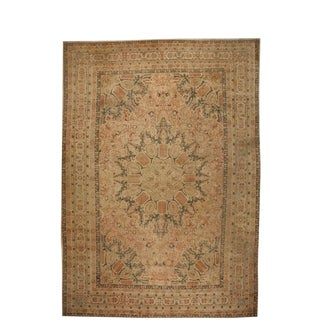 Exceptional Oversize Antique 19th Century Turkish Hereke Carpet