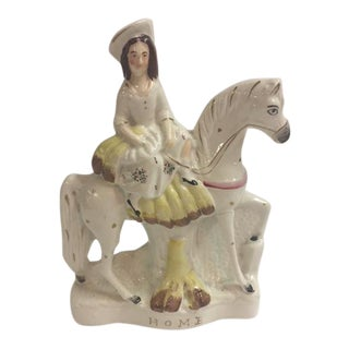 Antique Staffordshire Figurine