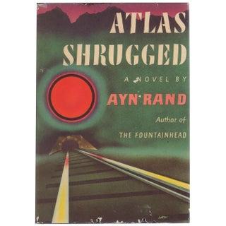 Atlas Shrugged by Ayn Rand Book