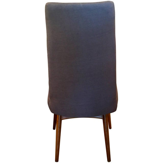 Image of Adrian Pearsall Set of Six Dining Chairs