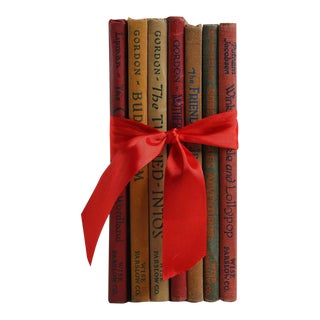 1920's-1930's Children's Book Gift Set - Set of 7