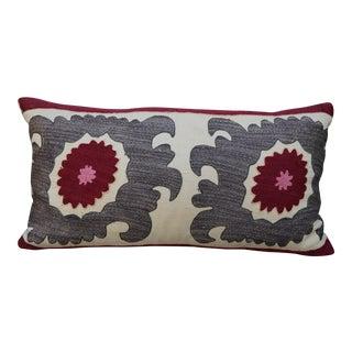 Madeline Weinrib Suzani Pillow