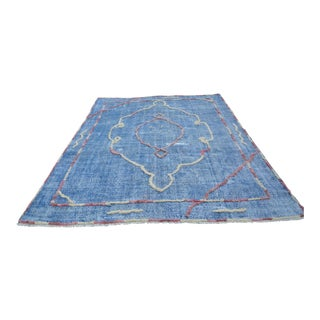 Turkish Oushak Rug - 8′ × 10′10″
