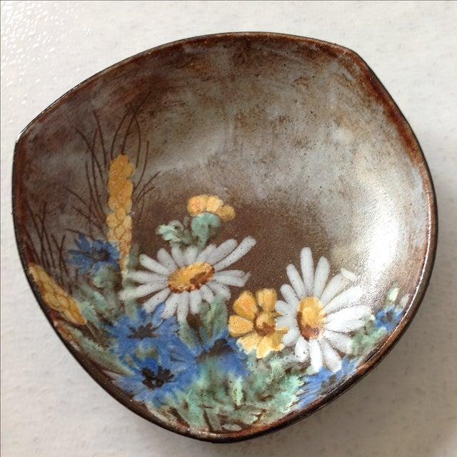 Alexandre Kostanda French Art Pottery Bowl - Image 6 of 11