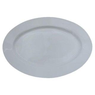French Limoges Heavy Porcelain Platter