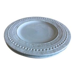 "2 Bitossi Italian Ceramic 12"" Chargers"