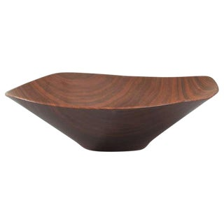 Signed Rude Osolnik Wood Bowl