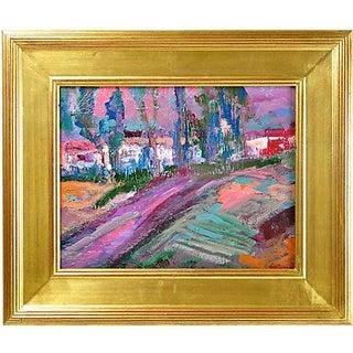 Juan Guzman Riverside Painting
